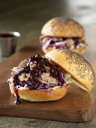 raspberry mojito recipe pulled pork sliders with marionberry mojito sauce u2013 oregon