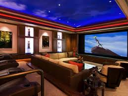 decorations alluring small home theater room ideas l shape grey movie room furniture ideas t igtico