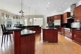 Kitchen Design Black Granite Countertops - innovative kitchens with black countertops and 36 inspiring