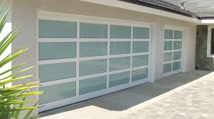 perfect glass garage doors on design decorating