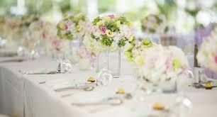 Decoration Florale Mariage Déco Mariage Les Règles Pour Un Centre De Table Réussi