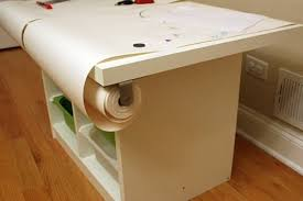 Ikea Paper Roll Trofast Children U0027s Craft Table Ikea Hackers Ikea Hackers