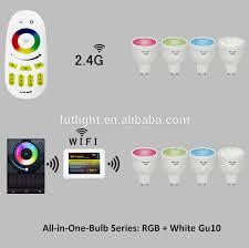 4w wifi led bulb light smart wifi controlled wireless led