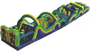 party rentals michigan 66 radical run obstacle course kids party rentals