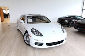 panamera porsche 2014 2014 porsche panamera 4s executive stock 7n003354b for sale near