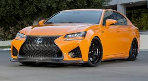 lexus f 5 0 sedan v8 the lexus three high performance mods at sema