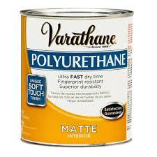 varathane 1 qt matte soft touch polyurethane 2 pack chalk