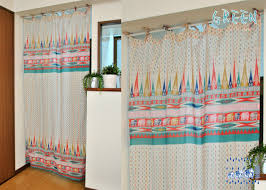 e world market rakuten global market india cotton curtains