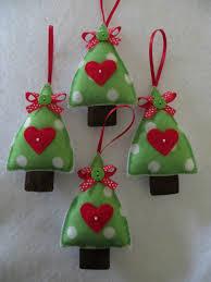 christmas felt decorations u2013 decoration image idea