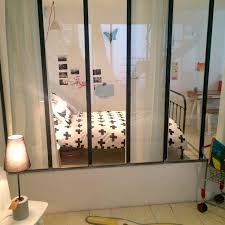 separation de chambre idee separation chambre salon cgrio