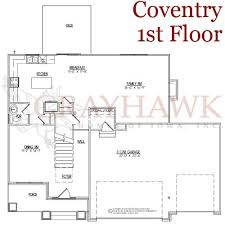 homes for sale with floor plans coventry 1st floor plan grayhawk homes of iowa construction