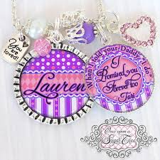 Wedding Gift Necklace Step Daughter Wedding Gift Personalized Wedding Necklace Gift