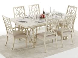 Hooker Dining Room Sets Hooker Sandcastle 80 Dining Set 3d Model Cgtrader