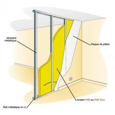 isolation phonique entre 2 chambres isolation phonique cloison int rieure acoustique l g re entre deux