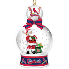 st louis cardinals snow globe ornaments your 1st one is free