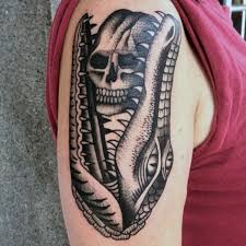best 25 alligator tattoo ideas on pinterest traditional black