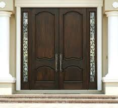front door glass designs entry doors design double entrance doors double wood door with