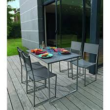 mobilier de jardin italien table salon de jardin monsieur bricolage u2013 qaland com