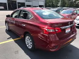 nissan sentra vs versa 2017 nissan sentra for sale near st charles il mcgrath nissan