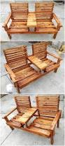Pallet Patio Furniture Ideas by Reclaiming Ideas For Used Shipping Wood Pallets Wood Pallet