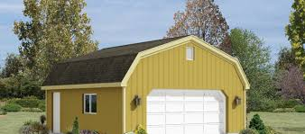 Gambrel Roof Garages by Lupita Gambrel Roof Garage Plan 002d 6031 House Plans And More