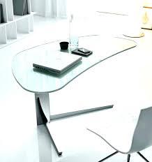 bureau angle verre noir bureau d angle en verre fabulous bureau bureau bureau design en