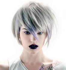 funky hairstyle for silver hair best 25 funky haircuts ideas on pinterest sassy hair inverted