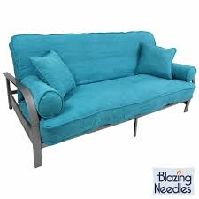 Full Size Futon Covers Teal Futon Cover Roselawnlutheran