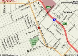 map of burbank ca media city auto complete auto repair toyota lexus imports