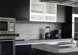 contemporary kitchen backsplash ideas modern backsplash modern kitchen backsplash ideas black gray tiles