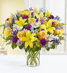 florist ocala fl schneider s floral design roses and lilies in cube 69 95
