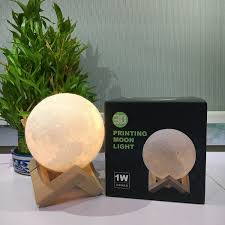 3d Lamps Amazon Amazon Com Cpla Lighting Night Light Led 3d Printing Moon Lamp