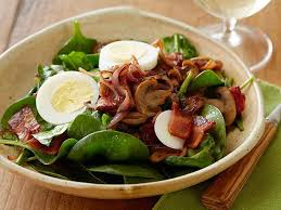 spinach salad recipe ree drummond food network