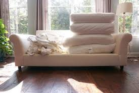 Sofas With Removable Covers by Cleaning My Pottery Barn Slipcovered Sofa One Happy Housewife