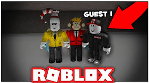 Map Guest Teaching A Guest How To Glitch Out Of The Map In Roblox Assassin