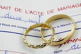 demander acte de mariage demande d acte d état civil nevers fr
