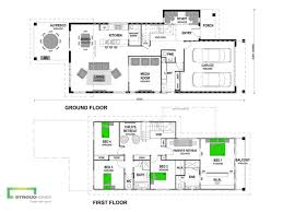 Lenox Floor Plan Lennox 325 Two Storey Home Design Stroud Homes