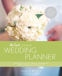 ultimate wedding planner the knot ultimate wedding planner by carley roney