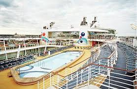 Largest Cruise Ship Will The World U0027s Largest Cruise Ship Sink Or Swim Time