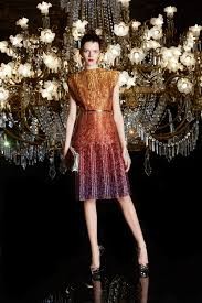 at home and in fashion forever glamorous ombre color trend