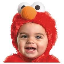 Elmo Halloween Costumes Sesame Street Toddler Elmo Deluxe Costume Target