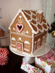 butter hearts sugar gingerbread house part 2 decorating and
