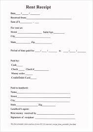 rent receipt book template free ricdesign