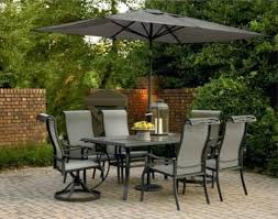 Glass Patio Table Set Endearing Glass Patio Table Outdoor Furniturepatio Furniture 5 Pc