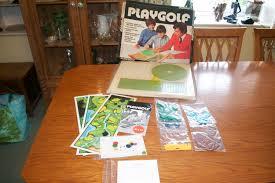 play golf 1970 u0027s board game complete by braidwood