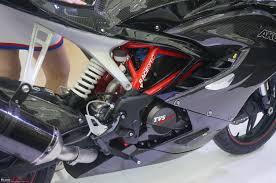 tvs motocross bikes tvs auto expo 2016 team bhp