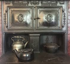 exploring the lgh kitchen our coal burning stove the loring