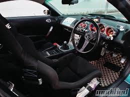 nissan vanette modified interior car picker nissan 350z interior images