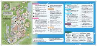 disney epcot map walt disney maps wdw planning