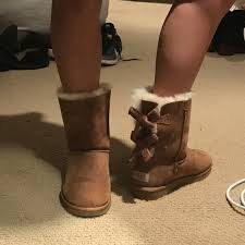 ugg boots sale bailey bow 60 ugg shoes bailey bow ugg boots from dena s closet on